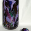 Wine Chiller – Opal Violet w/Dichroic